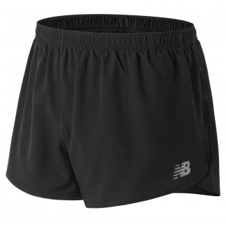 Mens Accelerate 3 Inch Split Short