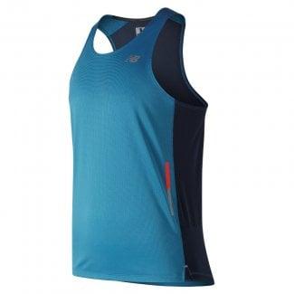 444d77961452c New Balance Running New Balance Men s Vests   Sleeveless Tops