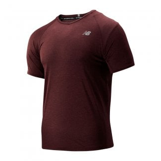 Mens Mesh Ice 2.0 Short Sleeve T-Shirt