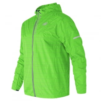Mens Reflective Lite Packable Jacket
