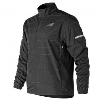 Mens Reflective Packable Jacket