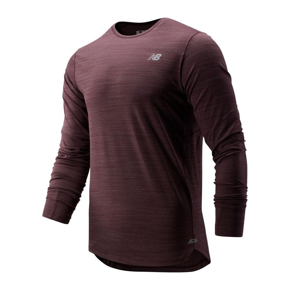 new balance long sleeve shirt