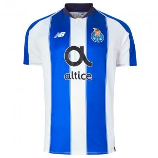Porto Home Mens Short Sleeve Jersey 2018/2019