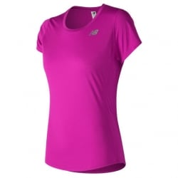 Womens Accelerate Short Sleeve
