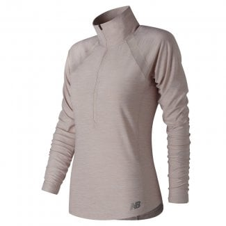 Womens Anticipate Half Zip