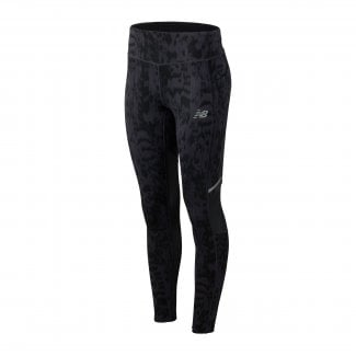 Womens Printed Impact Tight