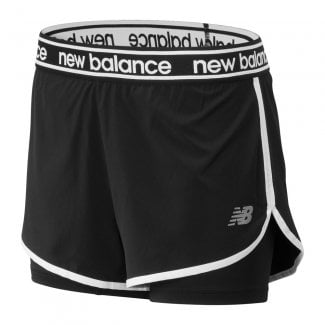 Womens Relentless 2 In 1 Short