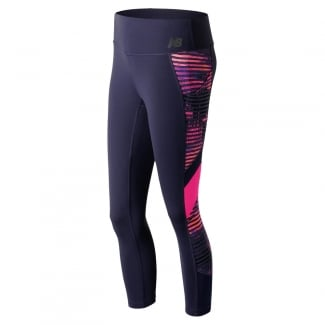 Womens Transform Luxecrop Tight