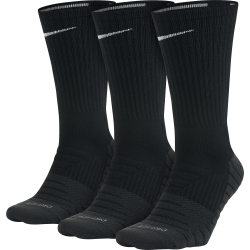 3-Pack Dry Cushion Crew Sock