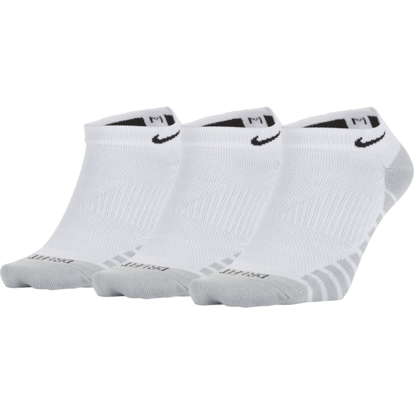 Nike 3-Pack Dry Lightweight No Show Sock