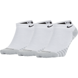 3-Pack Dry Lightweight No Show Sock