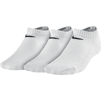3-Pack Kids Cotton Cushioned No-Show Sock