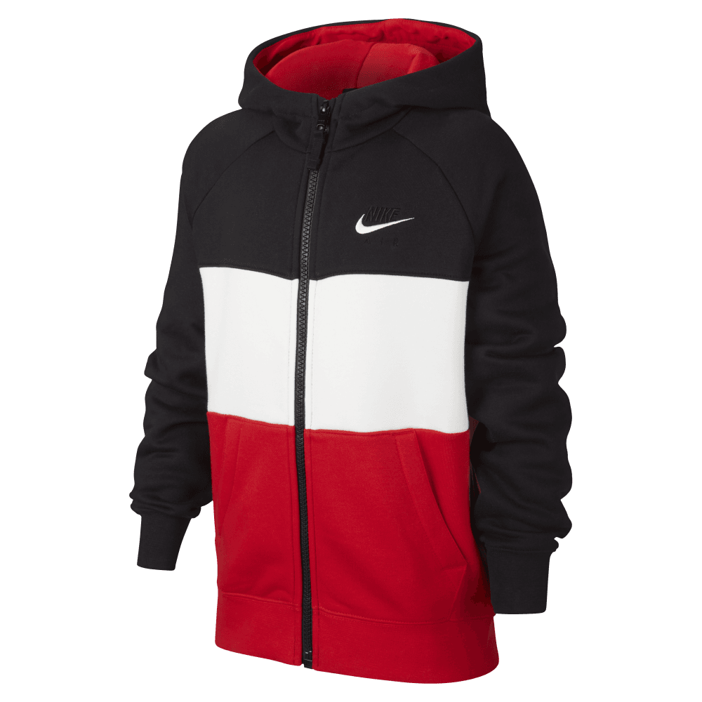 Nike Air Boys Full-Zip Hoodie - Juniors