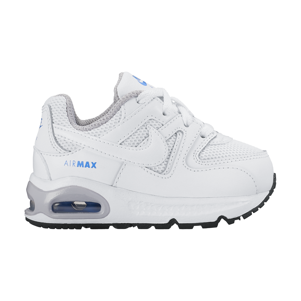 370c650e9b Nike Air Max Command TD (sizes 3.5c-9.5c) in White | Excell Sports UK
