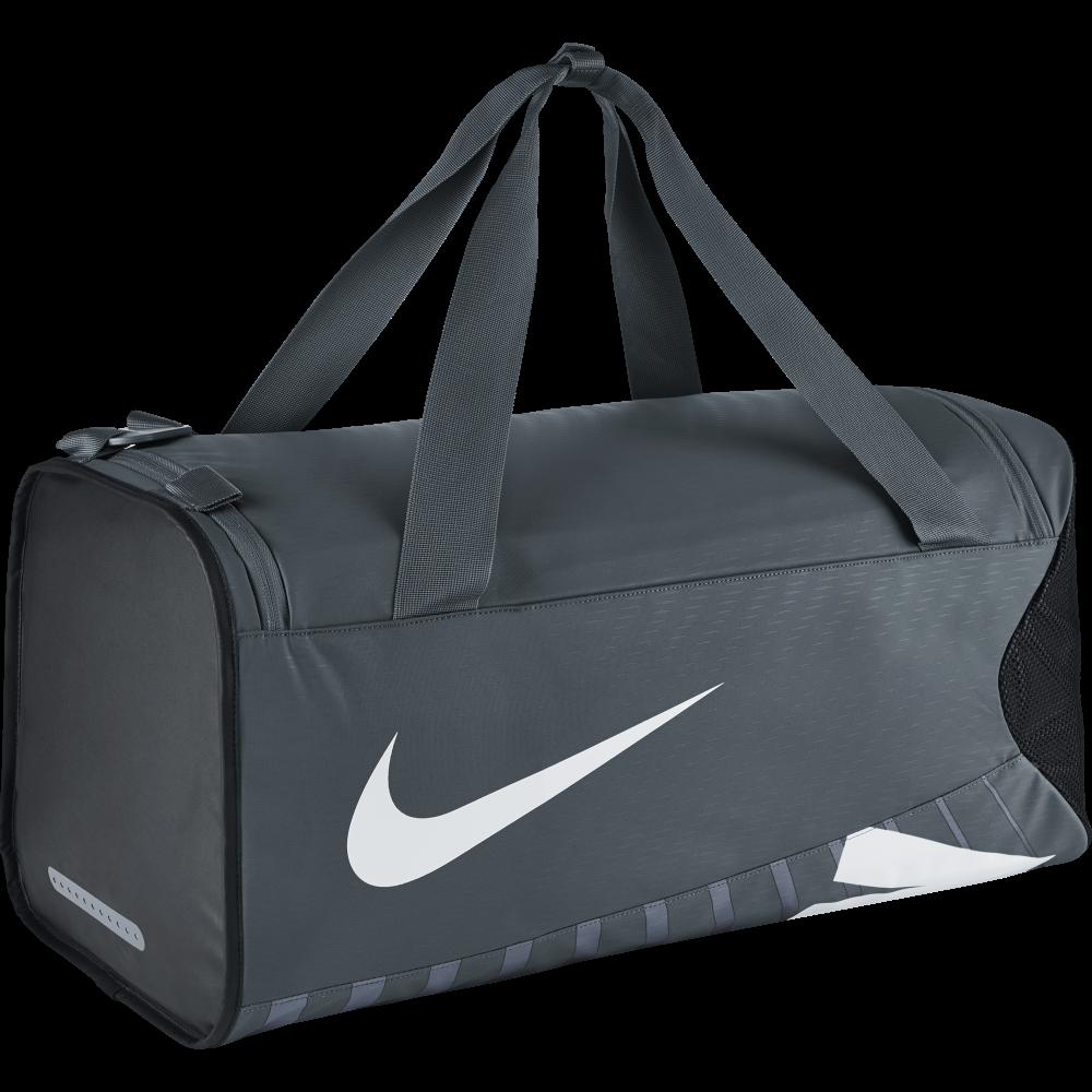4c71b48d8fd2 Nike Alpha Adapt Crossbody Medium Duffel in Grey