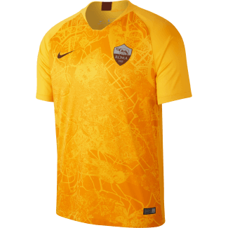 AS Roma 3rd Mens Short Sleeve Jersey 2018/2019