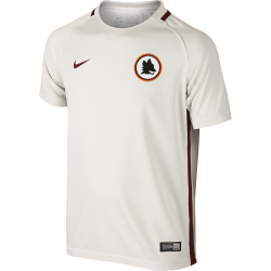 AS Roma Away Junior Short Sleeve Jersey 2016/2017