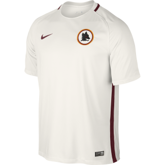 AS Roma Away Mens Short Sleeve Jersey 2016/2017