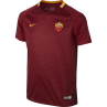 Nike AS Roma Home Junior Short Sleeve Jersey 2016/2017