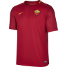 Nike AS Roma Home Junior Short Sleeve Jersey 2017/2018