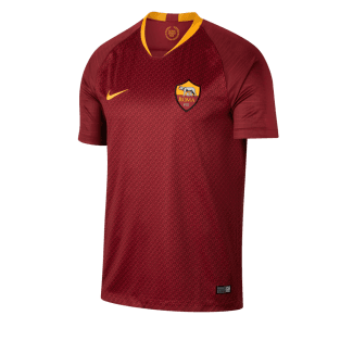 AS Roma Home Mens Short Sleeve Jersey 2018/2019