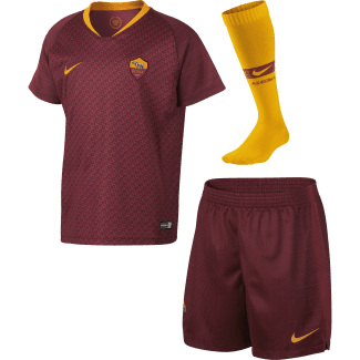 AS Roma Home Mini Kit 2018/2019