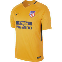 Atletico Madrid Away Mens Short Sleeve Jersey 2017/2018