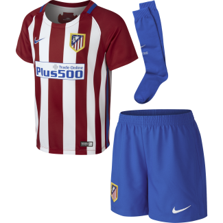 Atletico Madrid Home Mini Kit 2016/2017
