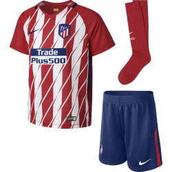 Atletico Madrid Home Mini Kit 2017/2018