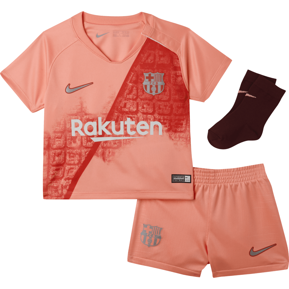 Nike Barcelona 3rd Baby Kit 2018 2019 Nike From Excell Sports Uk