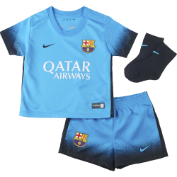 Barcelona 3rd Infant Kit 2015/2016