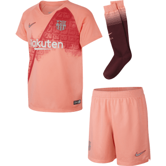 Barcelona 3rd Mini Kit 2018/2019