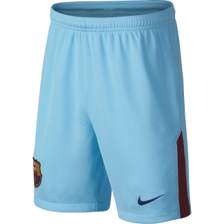 Barcelona Away Junior Short 2017/2018