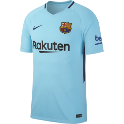 Barcelona Away Mens Short Sleeve Jersey 2017/2018
