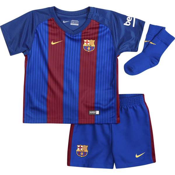 Nike Barcelona Home Infant Kit 2016/2017