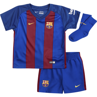 Barcelona Home Infant Kit 2016/2017