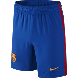 Barcelona Home Junior Short 2016/2017