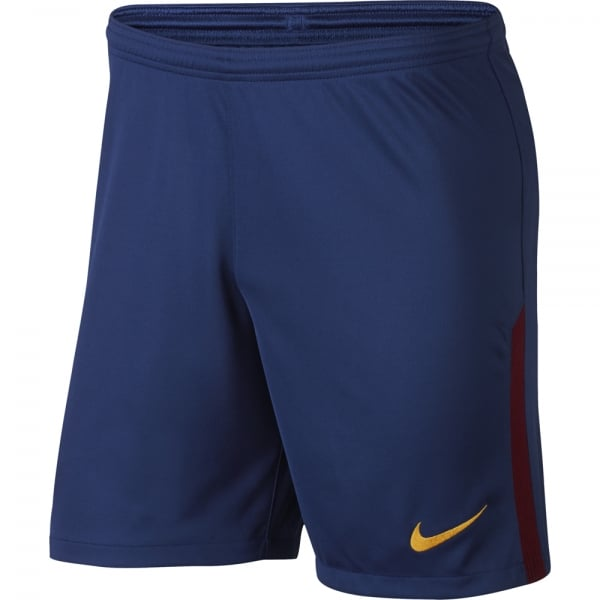 Nike Barcelona Home Mens Short 2017/2018
