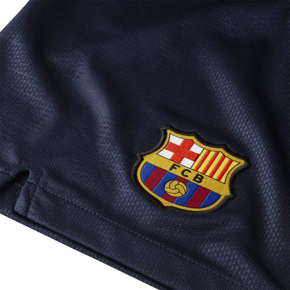 3b25000b6d1 Nike Barcelona Home Mens Short 2018 2019 - Nike from Excell Sports UK