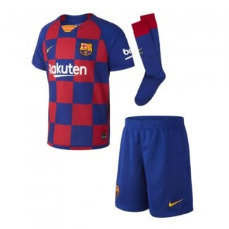 Barcelona Home Mini Kit 2019/2020