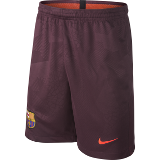 Barcelona Junior 3rd Short 2017/2018