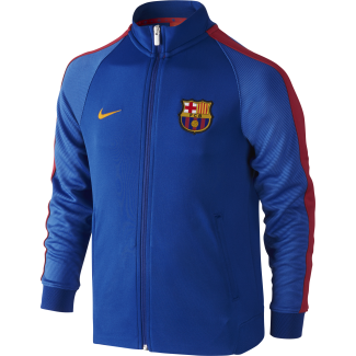 Barcelona Junior N98 Authentic Track Jacket