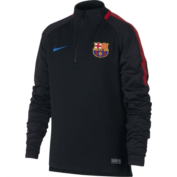 Nike Barcelona Junior Squad Drill Top