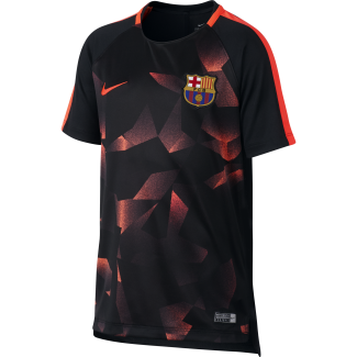 Barcelona Junior Squad Training Jersey
