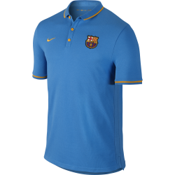 Barcelona Mens Authentic League Polo