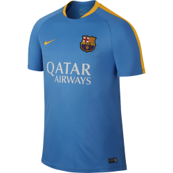 Barcelona Mens Flash Short Sleeve Training Jersey