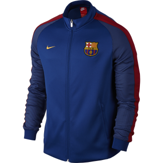 Barcelona Mens N98 Authentic Track Jacket