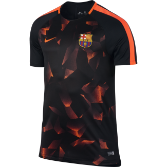Barcelona Mens Squad Training Jersey