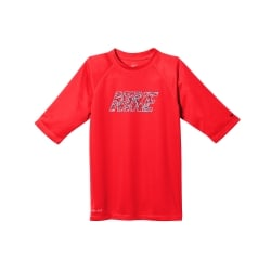 Boys Convert Short Sleeve Hydro Top