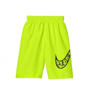 "Boys Core Swoosh 9"" Short"